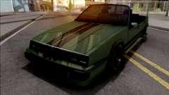 GTA IV Willard Cabrio Custom