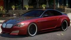 BMW M6 Upd para GTA 4