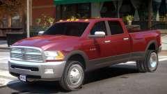 Dodge Ram Stock para GTA 4
