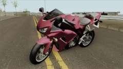Honda CBR 1000RR para GTA San Andreas