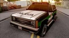 Lietuviska Police Ranger para GTA San Andreas