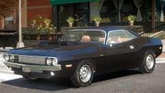 1970 Dodge Challenger V1.2 para GTA 4