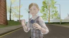 Sherry Birkin (RE2 Remake) para GTA San Andreas