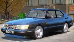 Saab 900 Turbo V1 para GTA 4