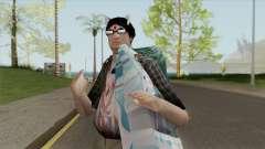 Otaku para GTA San Andreas