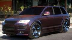 Volkswagen Touareg Tuning para GTA 4