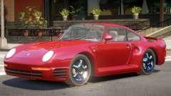 Porsche 959 V1 para GTA 4