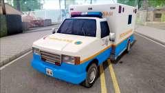 Ambulance Malaysia APM para GTA San Andreas