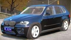 BMW X5M V1 para GTA 4