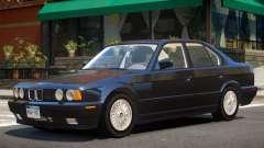 BMW 535i E34 V1.0 para GTA 4