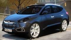 Hyundai ix35 V1.2 para GTA 4