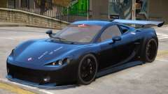 Ascari A10 V1 para GTA 4