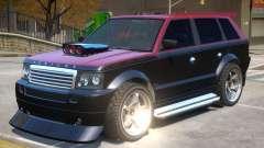 Enus Huntley Sport Custom para GTA 4