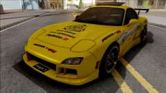Mazda RX-7 FD3S Joe Evolusi KL Drift para GTA San Andreas