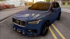 Volvo XC90 T8 Blue para GTA San Andreas