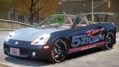 Toyota MRS2 V1 PJ3 para GTA 4
