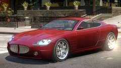 Ocelot F620 V1 para GTA 4