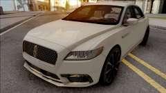 Lincoln Continental White para GTA San Andreas
