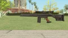 HK PSG-1 Sniper para GTA San Andreas