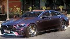 Mercedes GT63S para GTA 4