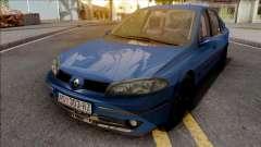 Renault Laguna Mk2 2005 Facelift