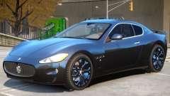 Maserati Gran Turismo Upd para GTA 4