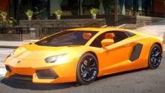 Lambo Aventador Y12