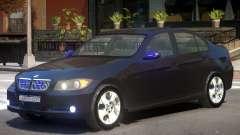 BMW E90 FBI para GTA 4