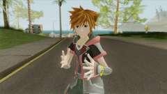 Sora (Kingdom Hearts 3) para GTA San Andreas