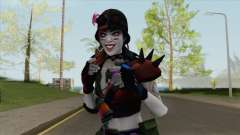 Harley Quinn: The Mad Jester V2 para GTA San Andreas