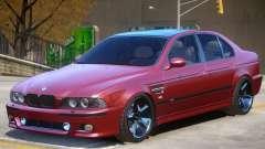 BMW M5 E39 V2.1 para GTA 4