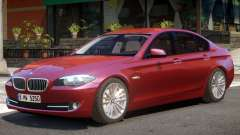 BMW 525 F10 V1 para GTA 4