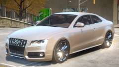 Audi S5 Stock para GTA 4