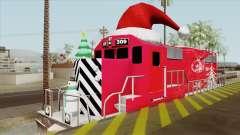 Christmas Train para GTA San Andreas