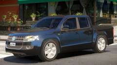 Volkswagen Amarok V1.0 para GTA 4