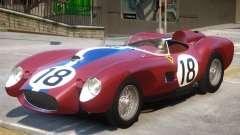 Ferrari Testa Rossa V1 PJ1 para GTA 4
