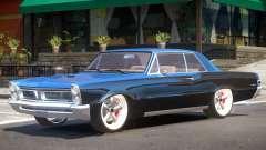1966 Pontiac GTO para GTA 4