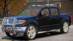 Nissan Frontier V1 para GTA 4