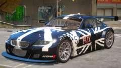 BMW Z4 V1 PJ1 para GTA 4