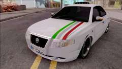 Ikco Samand Soren Sport para GTA San Andreas