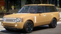 Range Rover Supercharged V1.2 para GTA 4