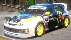 Subaru Impreza Drift V1 PJ1 para GTA 4