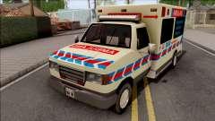 Ambulance Malaysia KKM para GTA San Andreas