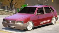 Fiat Uno V1 para GTA 4
