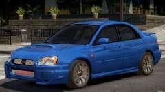 Subaru Impreza WRX Y04