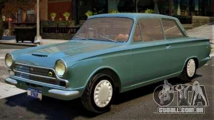 1963 Lotus Cortina V1 para GTA 4