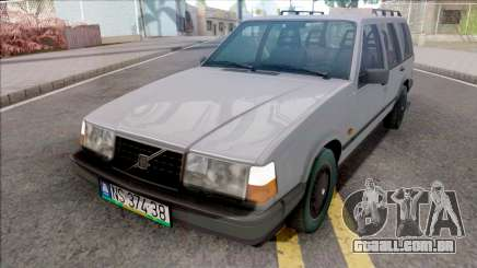 Volvo 945 Kombi para GTA San Andreas