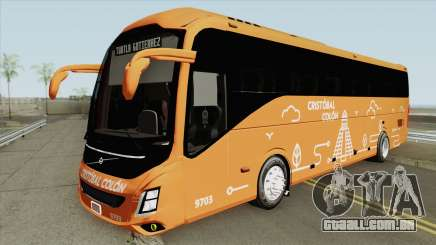 Volvo 9800 Cristobal Colon para GTA San Andreas