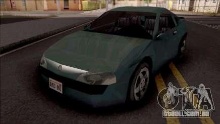 Vauxhall Tigra SA Style para GTA San Andreas