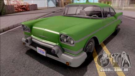 GTA V Declasse Tornado Green para GTA San Andreas